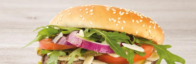 RP Asterix Burger