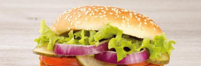RP Crunchy Chicken Burger