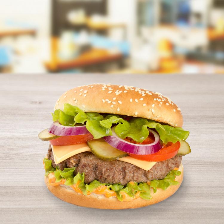 RP Cheese Burger