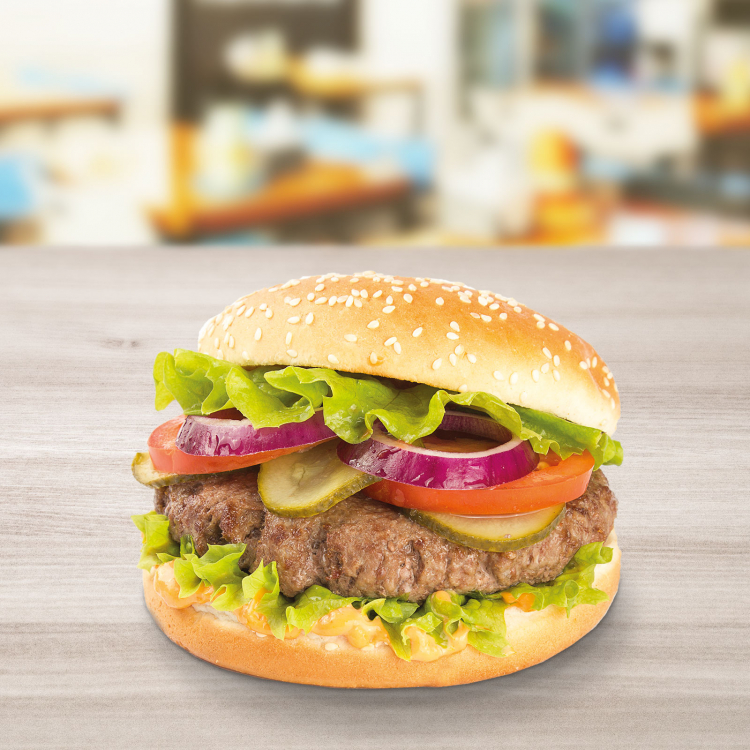 RP Hamburger