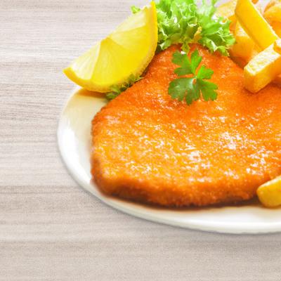 Knusper Schnitzel